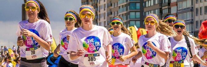 is hardlopen ongezond?