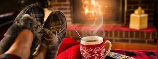 lekker slapen in de winter